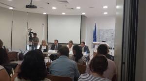 Επίσκεψη Ύπατης Εκπροσώπου για Θέματα Εξωτερικής Πολιτικής